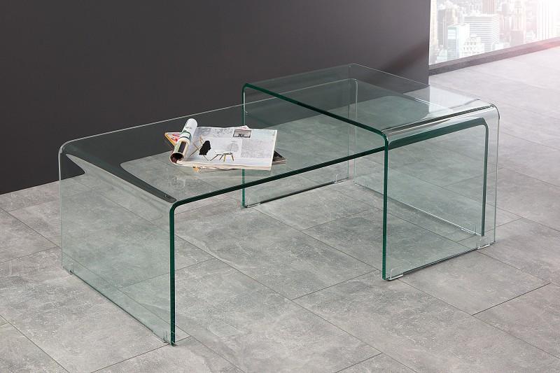 Konferenční stolek Fantome 2ks /37255