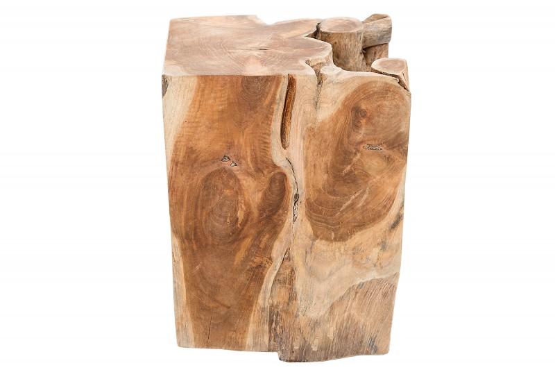 Stolek Wood 30cm x 40cm - teak / 21292