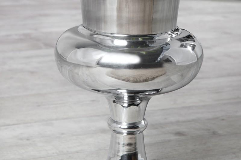 Váza cíl 75cm stříbrná / 37466