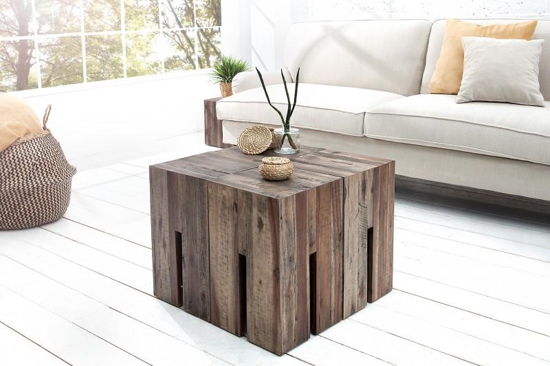 Zámecká stolička 45cm akát vinobraní / 37287