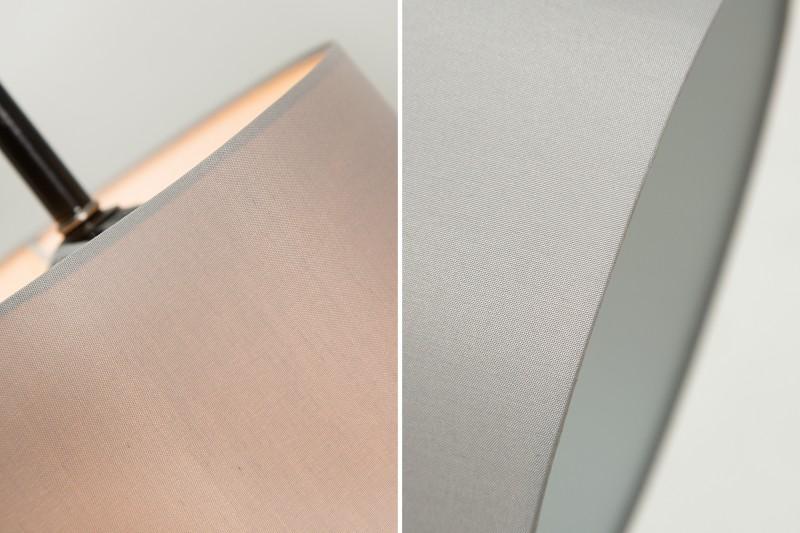 Závěsné světlo Friida 100 cm - černá, šedá, bílá / 37741