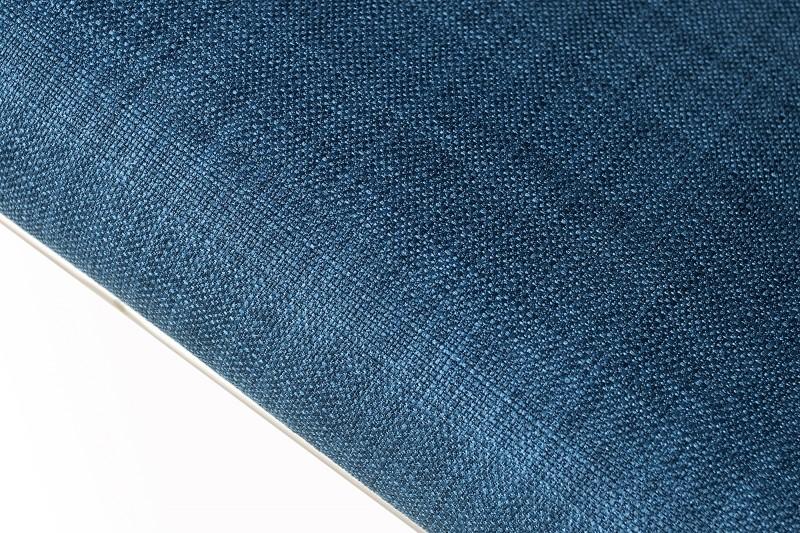 Židle Livorno struktura modrá / 37850