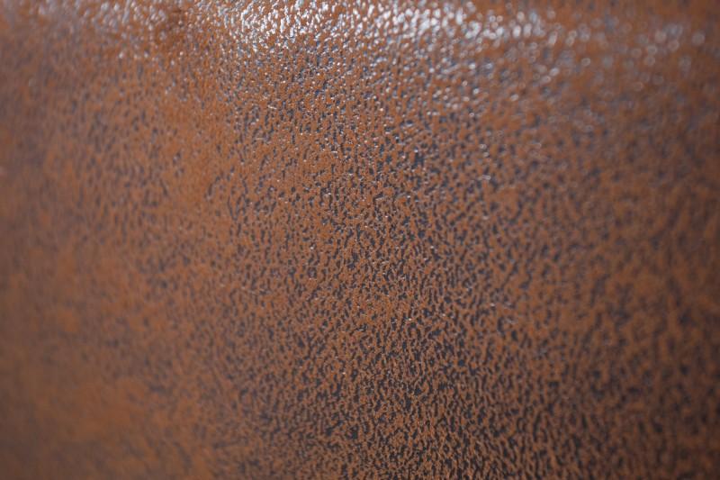 Židle Livorno z mikrovlákna starožitné kávy / 37851