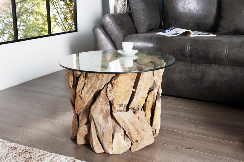 Konferenční stolek Nature Lounge 50cm rám / 23208-1