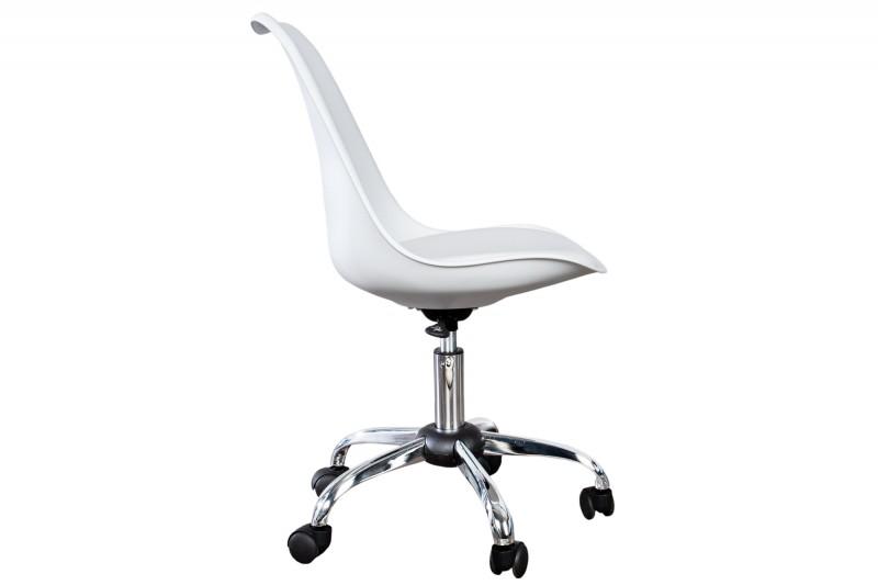 Kancelářská židle Doris - bílá / 37770