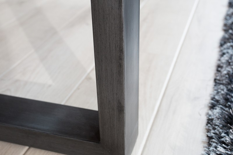 Lavička Genesis 160cm akátový antracit / 37609