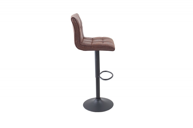 Barová židle Ambiente 95-115cm - vintage hnědá / 37937
