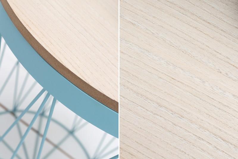 Konferenční stolek Storage - modrý / 37543