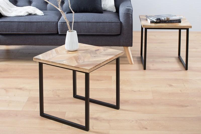 Prvky bočních stolů 45 cm Mango / 38019