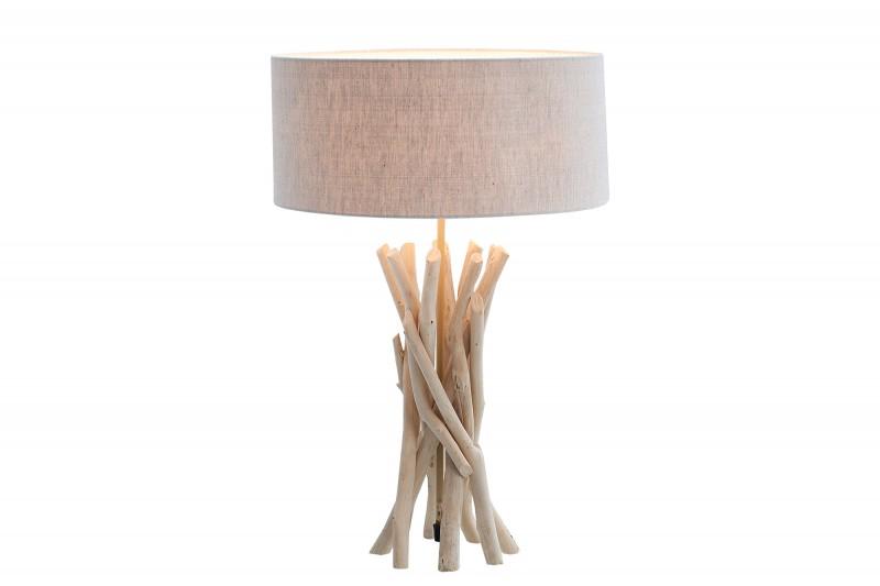 Stolní lampa Wild Nature 62cm - přírodní / 38154