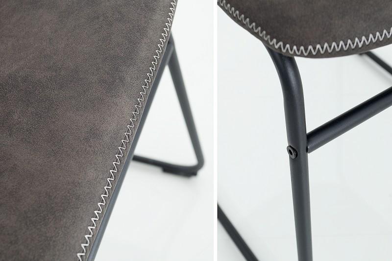Jídelní židle Aiden - vintage šedá / 38109