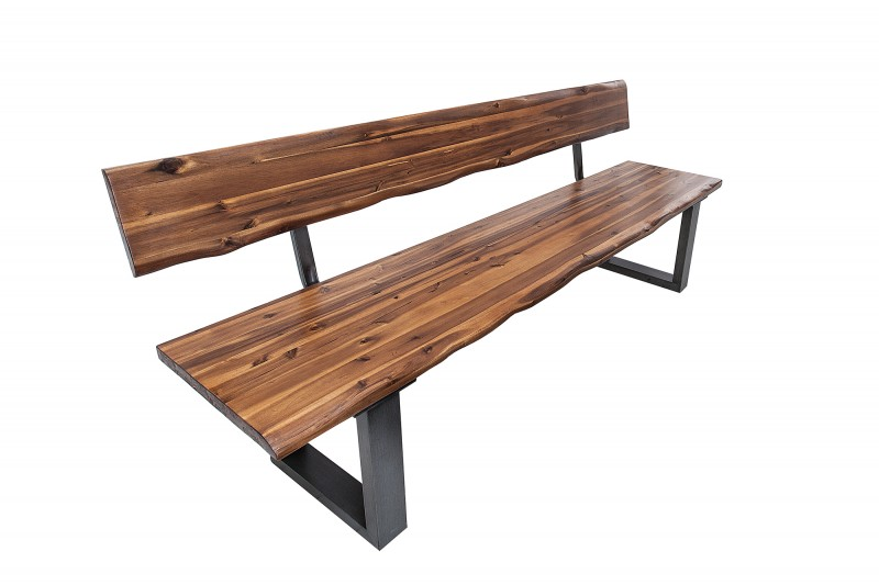 Opěradlo lavičky Genesis 160 cm akácie / 38033
