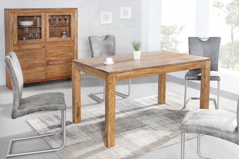 Jídelní stůl Lagos 120 cm Sheesham / 20602