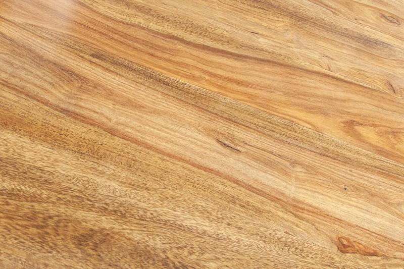 Jídelní stůl Hidalgo 120cm x 80cm - Sheesham / 20602