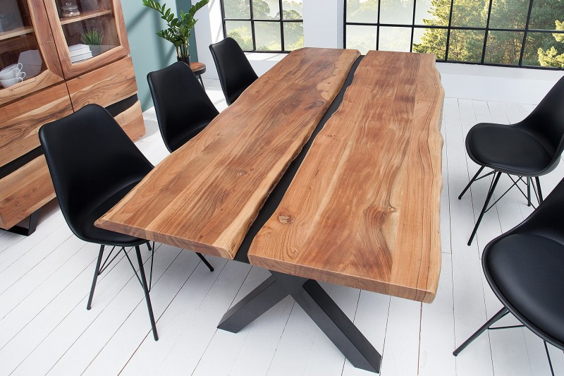 Jídelní stůl Timbuktu 200cm x 98cm - akát / 38333