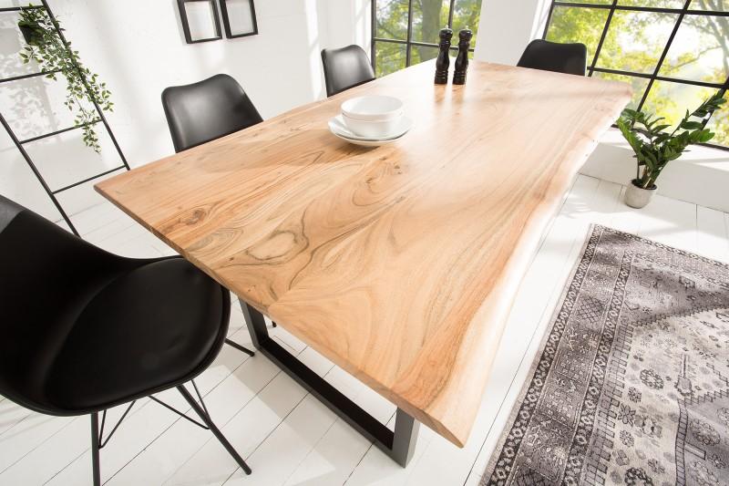 Jídelní stůl Mineiro 180cm x 90cm - přírodní akát, 26mm / 38549