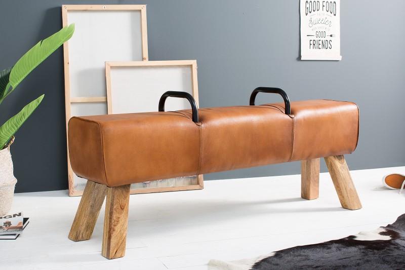 Bench Bock Kult 134cm kůže / 38481