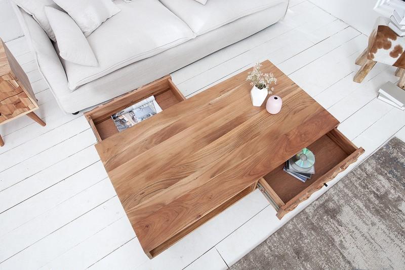 Konferenční stolek Viamo 117cm x 60cm - akát  / 38422