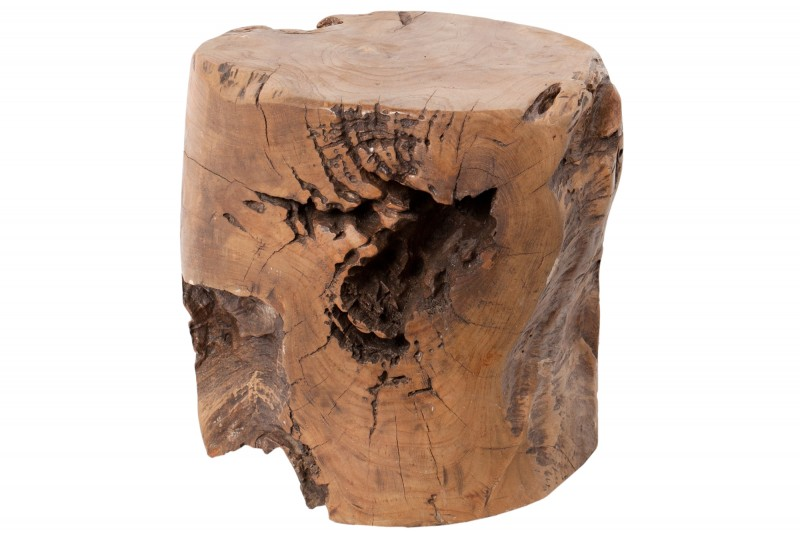 Konferenční stolek Sequoia 30cm x 30cm - sekvoje / 35233