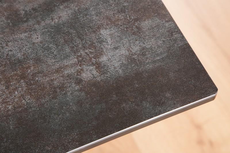 Jídelní stůl Centaurus 180-260cm x 100cm - láva / 38557
