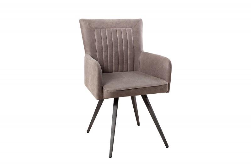 Jídelní židle Windsor - taupe šedá / 37318 židle