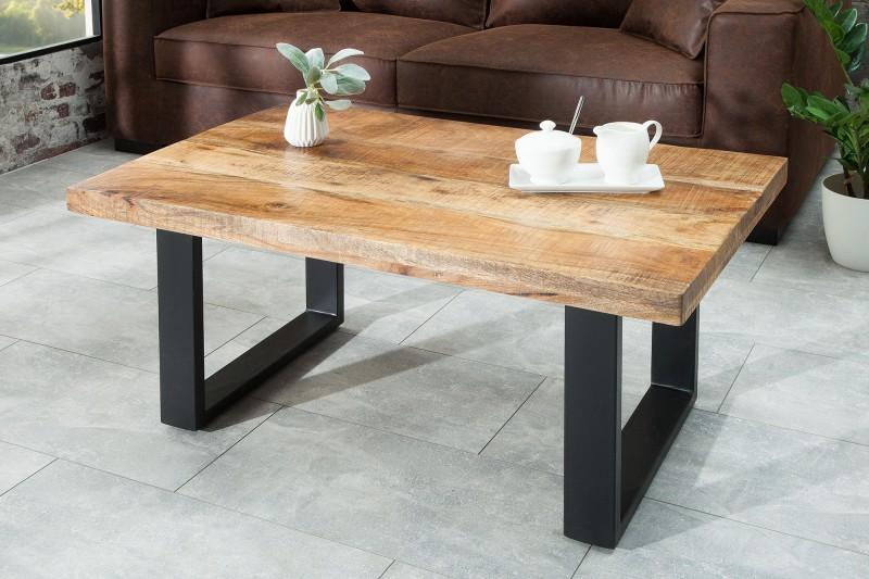 Konferenční stolek Hobart 100cm x 60cm  - mango / 38662