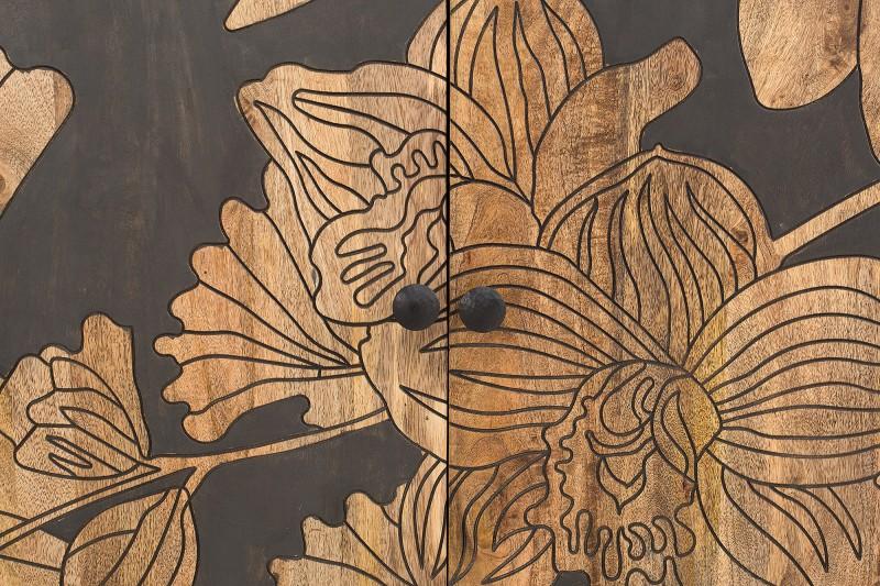 Příborník Exotic 175cm x 75cm - mango / 38727