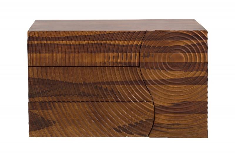 Příborník Optimit 120cm x 75cm - mango / 38730