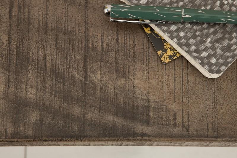 Toaletní stolek Hobart Grey 115cm x 40cm - šedé mango / 38663