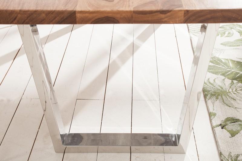 Jídelní stůl Alicante 200cm x 98cm - Sheesham 40mm / 38910
