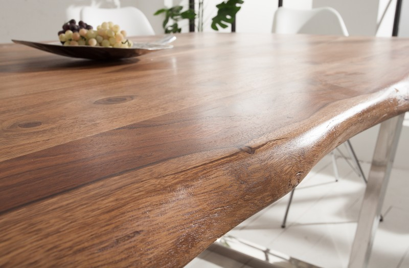 Jídelní stůl Alicante 180cm x 90cm - Sheesham 40mm / 38911