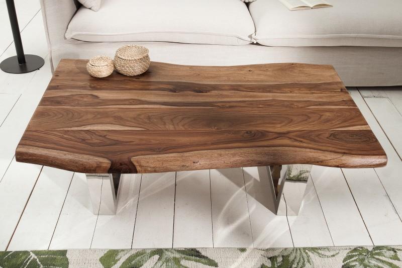 Konferenční stolek Alicante 110cm x 69cm - Sheesham / 38915