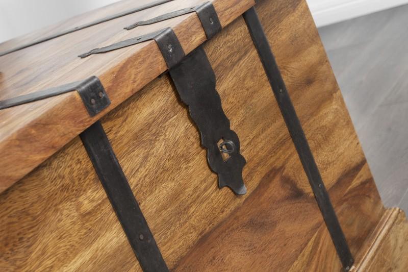 Konferenční stolek Willson 100cm - Sheesham / 39060