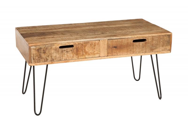 Konferenční stolek Scorpion 100cm x 50cm - mango / 38644