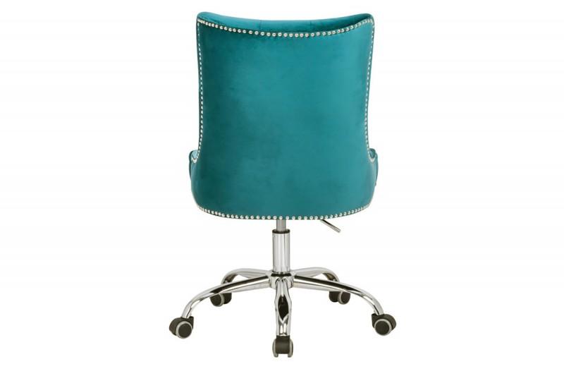 Kancelářská židle Victoria - smaragdově-zelená / 38792