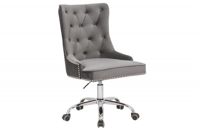 Kancelářská židle Victoria - šedá / 38791