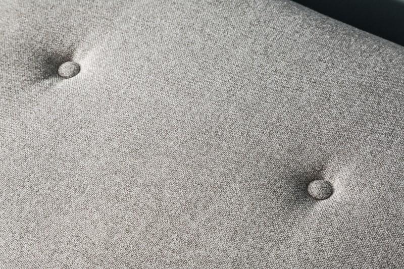Pohovka Skagen - rozkládací 215cm, šedá / 39026
