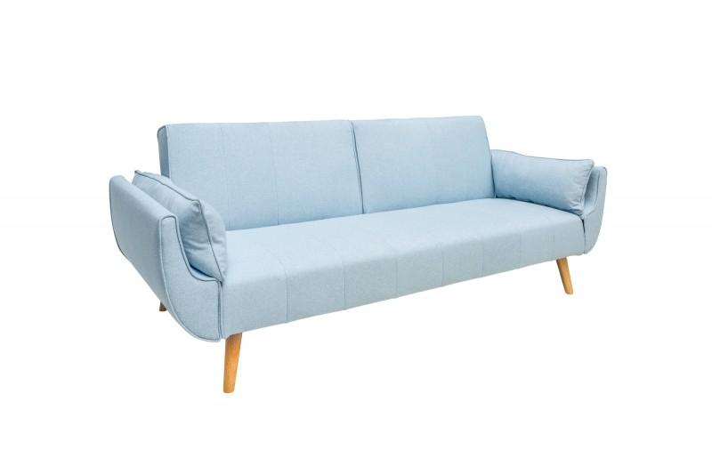 Pohovka Divani - rozkládací 215cm světle modrá / 39029