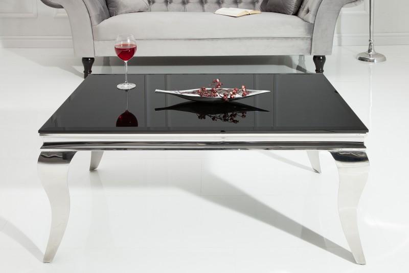 Konferenční stolek Giacomo 100cm x 60cm - černý / 37352