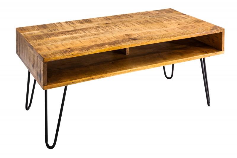 Konferenční stolek Scorpion 100cm x 50cm - mango / 38947