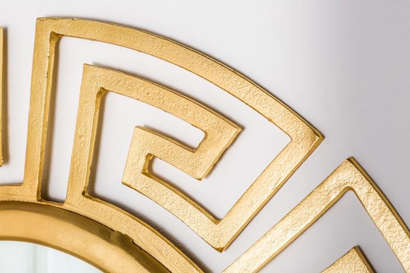 Nástěnné zrcadlo Shannon 85cm - zlaté / 38744