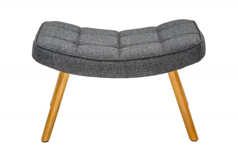 Skandinávská stolička šedá / 39188