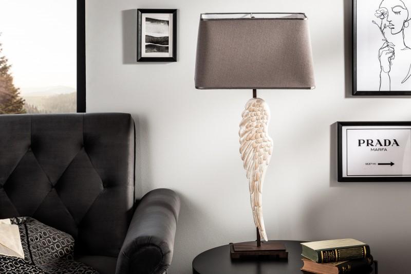 Stolní lampa Angel 85cm - shabby / 39102