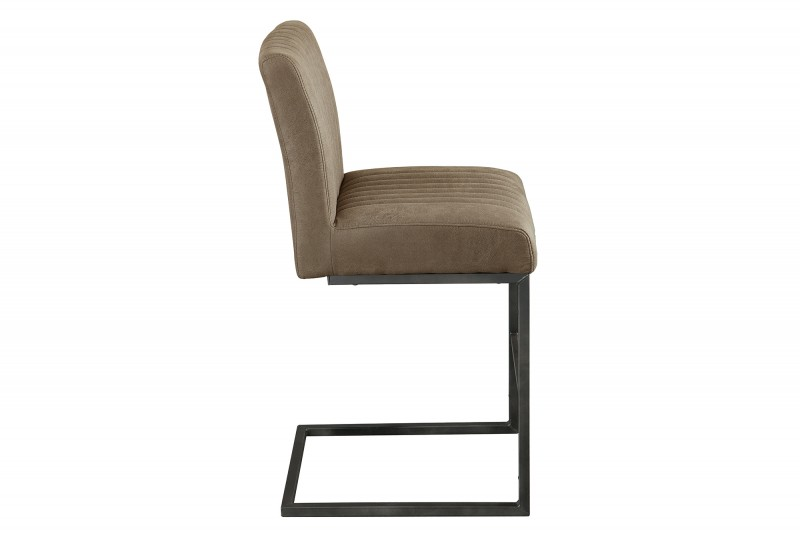 Barová židle Big Aston taupe / 39056