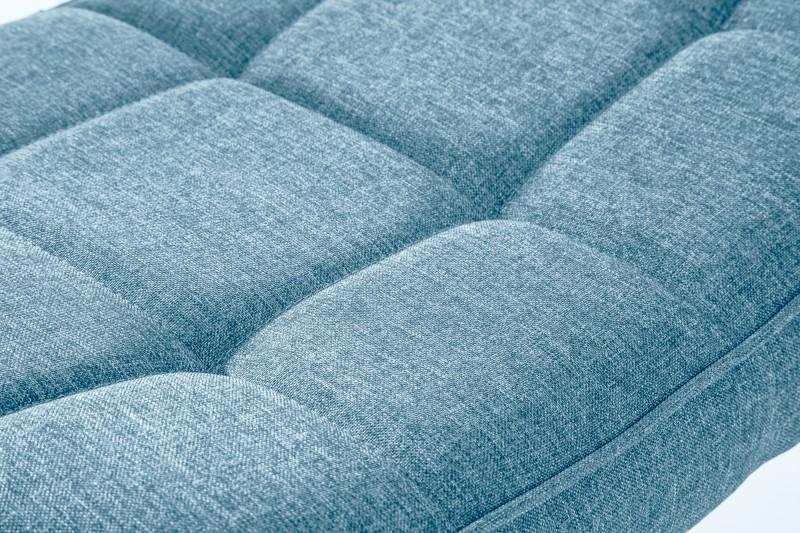Podnožka Scandivia 63cm x 42cm - světle modrá / 39274