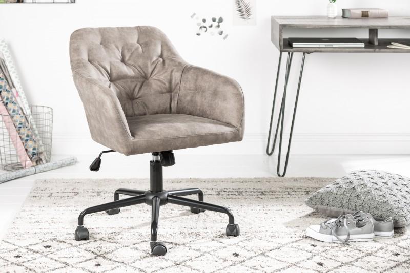 Kancelářská židle Dutch Comfort - taupe / 39351