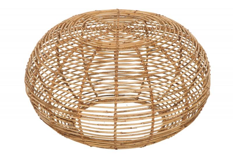 Konferenční stolek Bamboo Lounge 70cm ratanový / 39124
