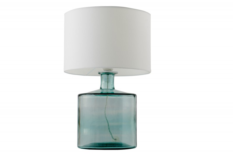 Stolní lampa recyklované sklo Classic II / 39224