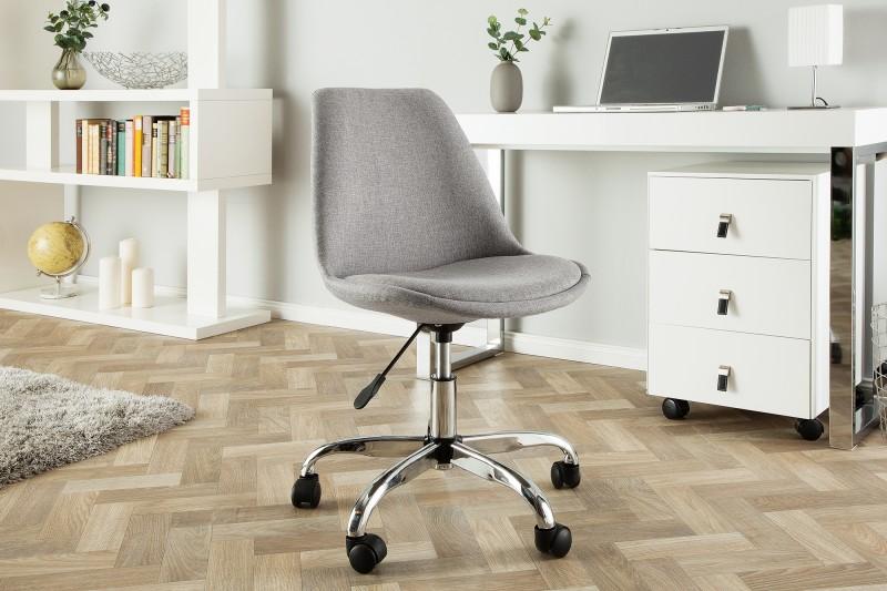 Kancelářská židle Scandinavia ll - šedá / 39298