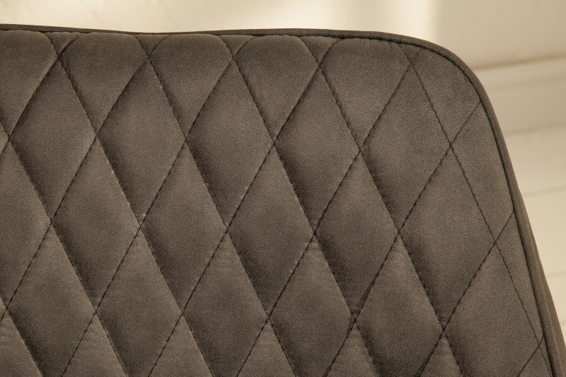 Jídelní židle Lybster - antracit / 39342